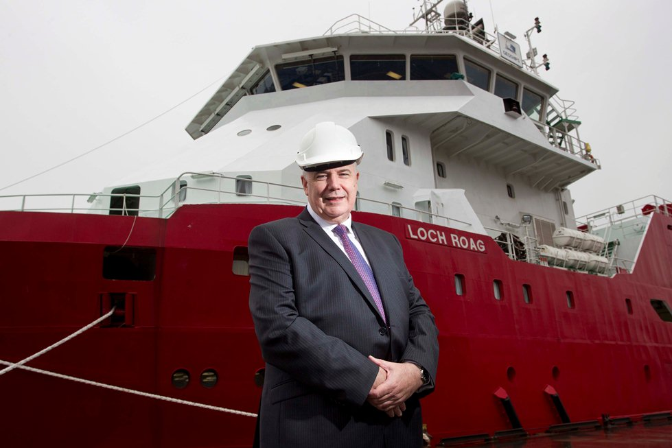 UK: GEOSHIPS Presents Its Second MPSV, Loch Roag